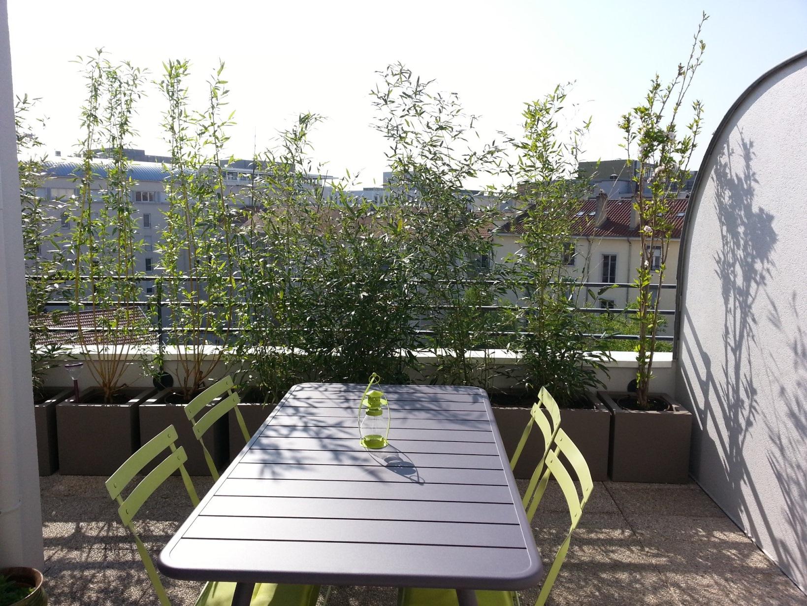 Jour de jardin paysagiste lyon balcons - Paysagiste lyon ...