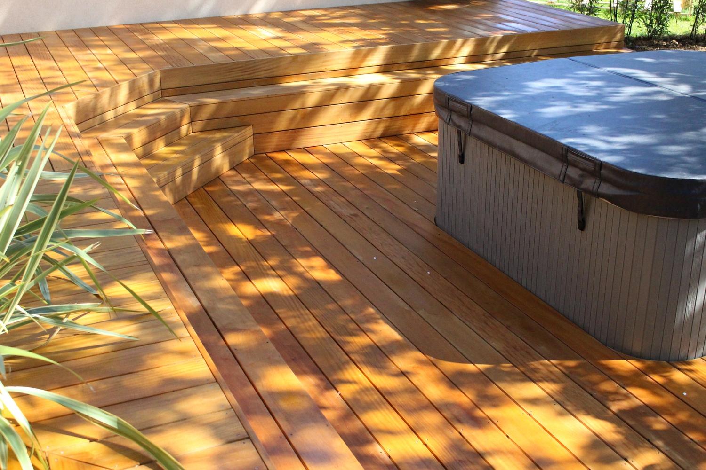 jour de jardin paysagiste lyon bois. Black Bedroom Furniture Sets. Home Design Ideas