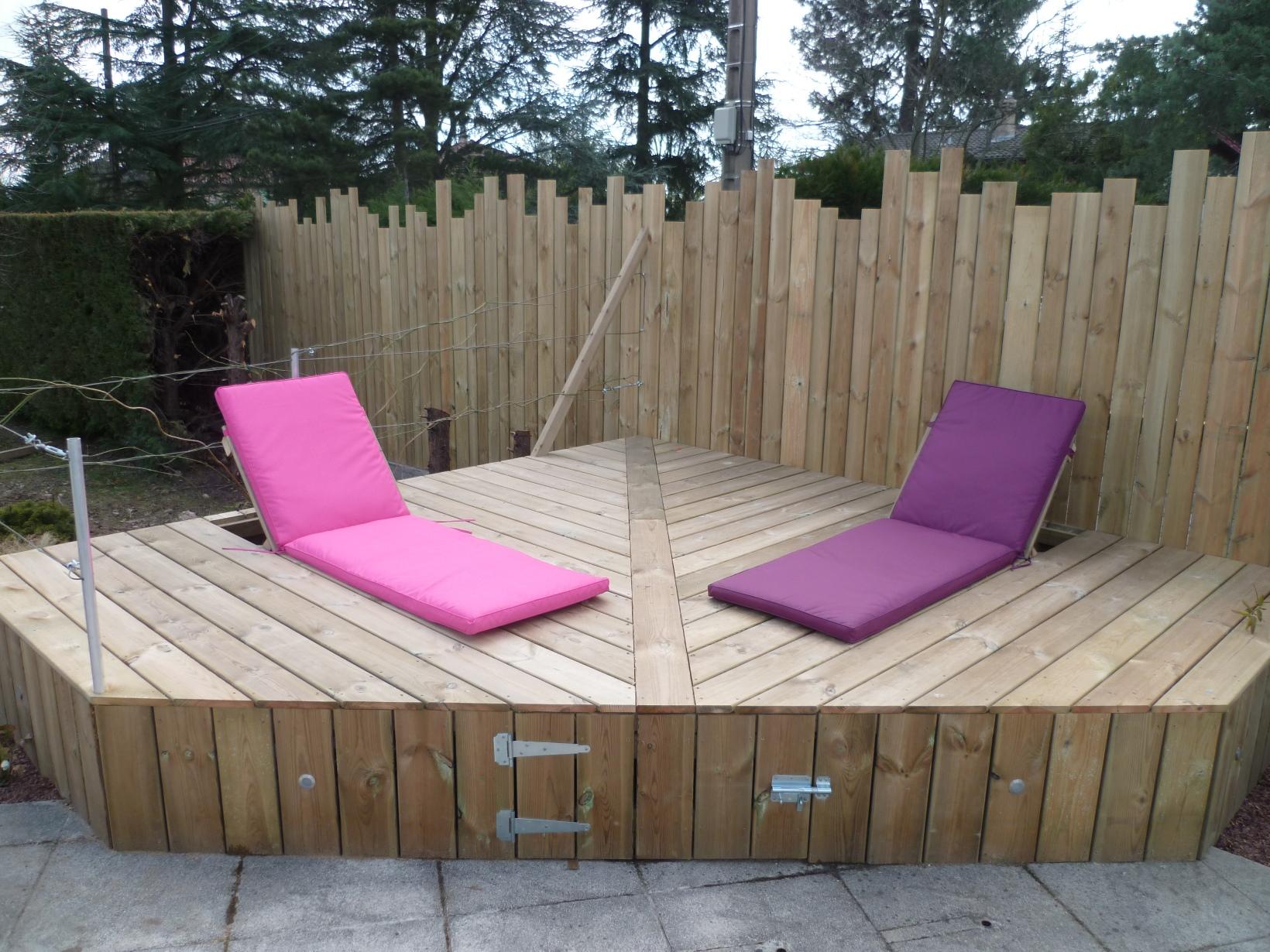 Jour de jardin paysagiste lyon piscines et spa - Jardin villemanzy lyon lyon ...